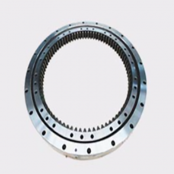 compact structure slewing bearing